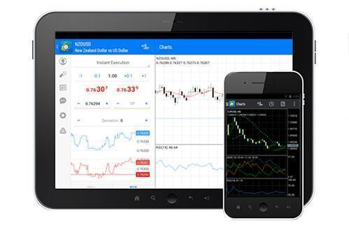 Android Mobile Trader